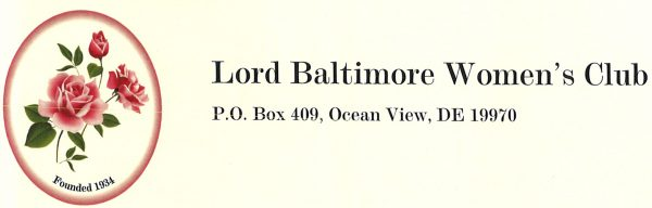 Lord Baltimore Womens Club