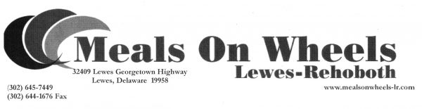 Meals on Wheels Lewes Rehoboth