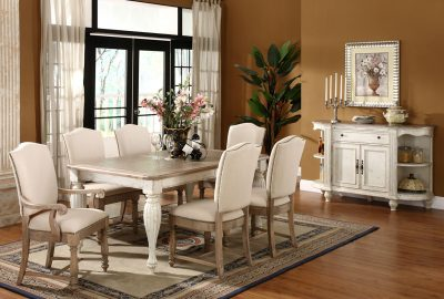 Riverside Coventry formal dining two tone