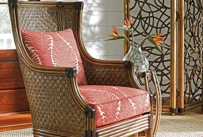 Twin Palms Coral Reef Chair