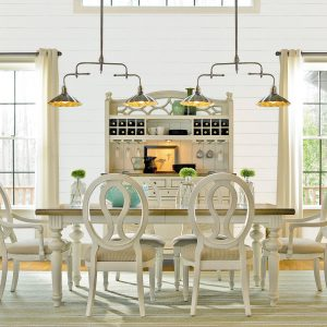Universal Summer Hill Cotton dining set