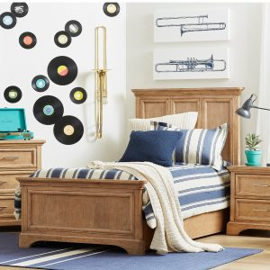 Chelsea Square Youth bedroom furniture