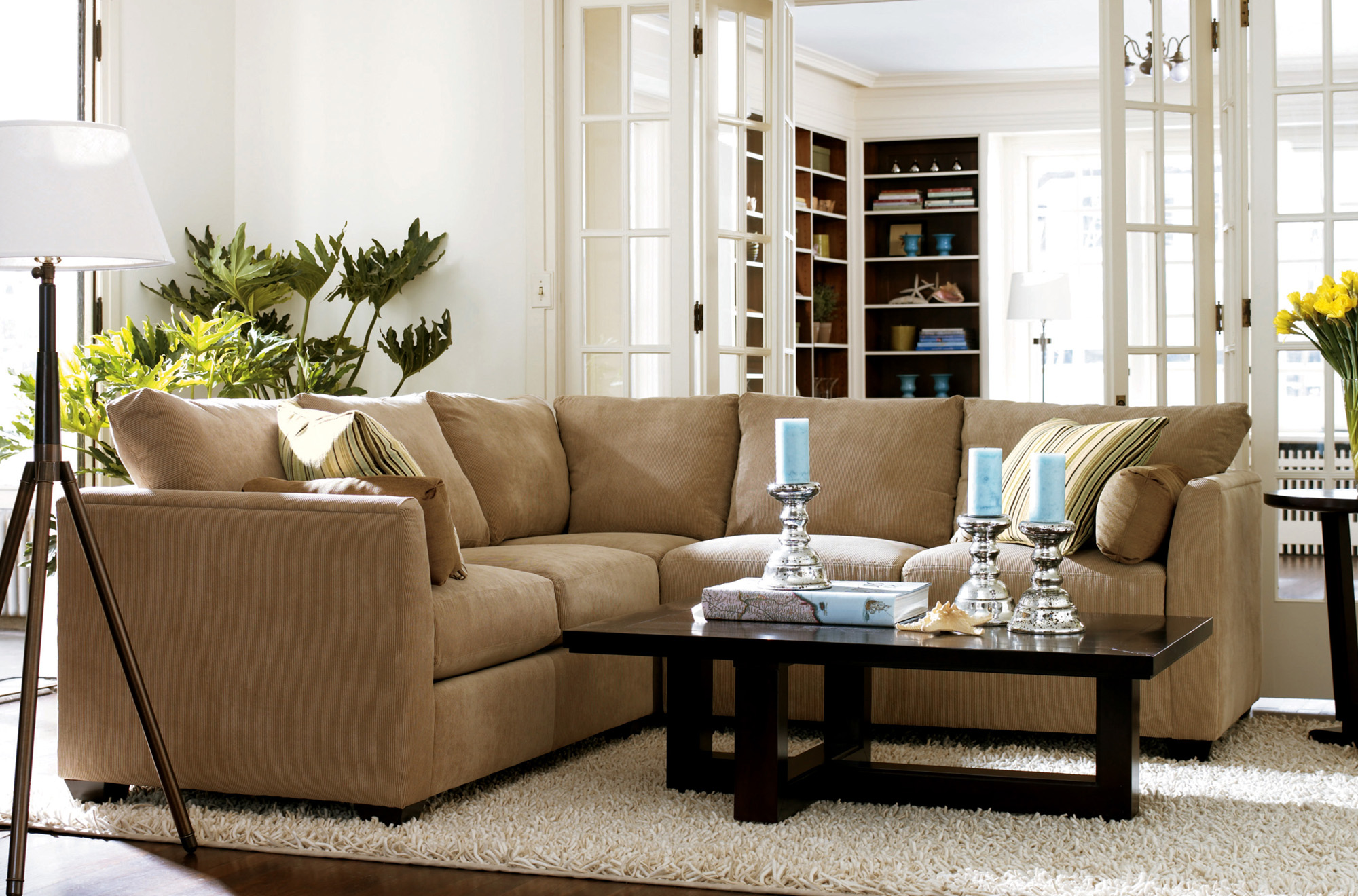Concepts Horizon Sectional Sofa Furniture De