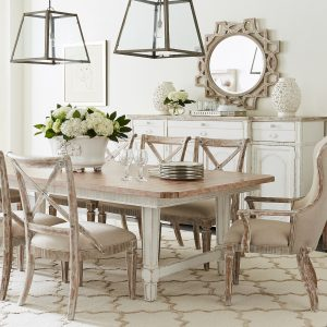 Dining room furniture and chairs