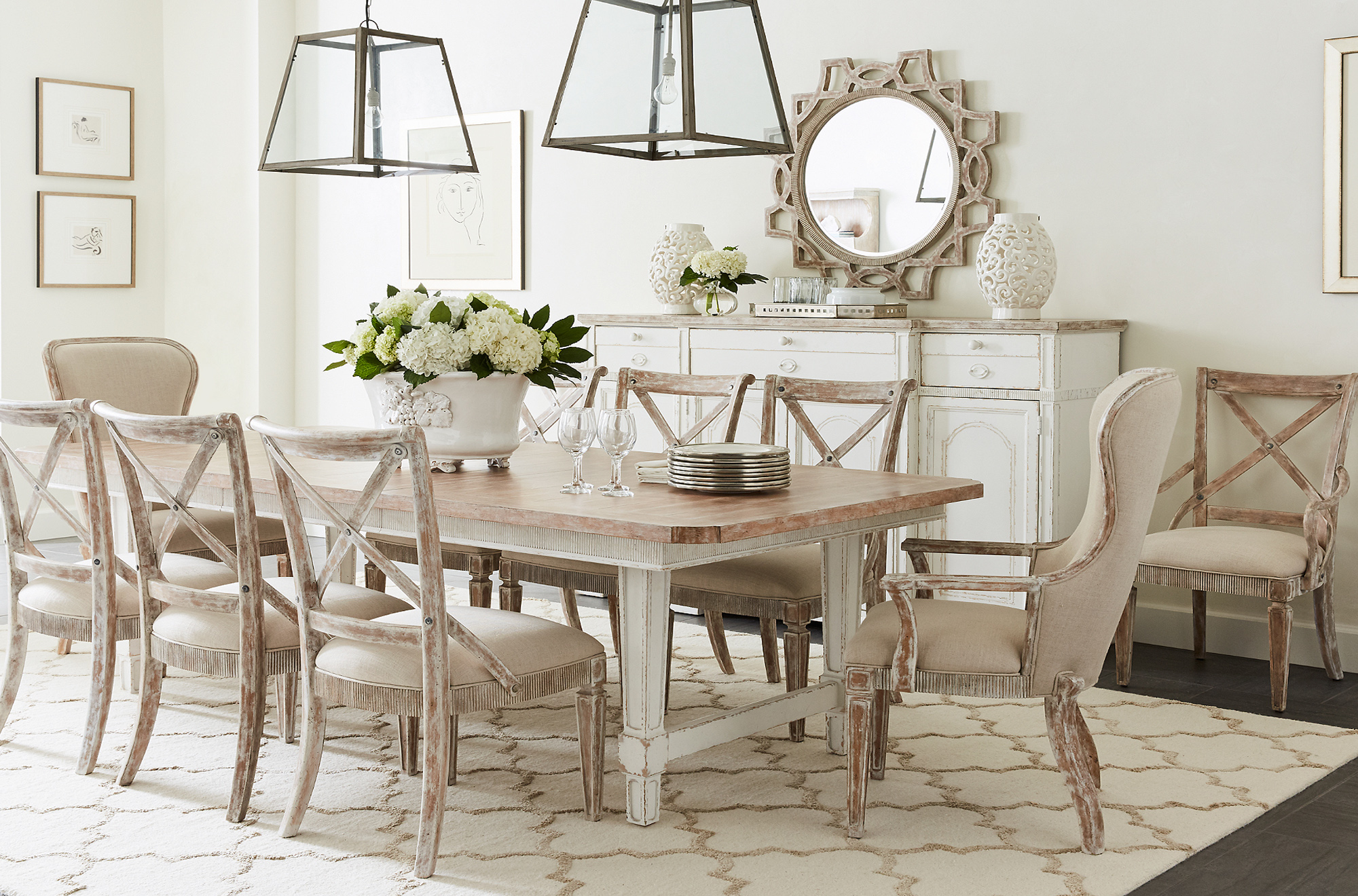 Juniper Dell Dining Table