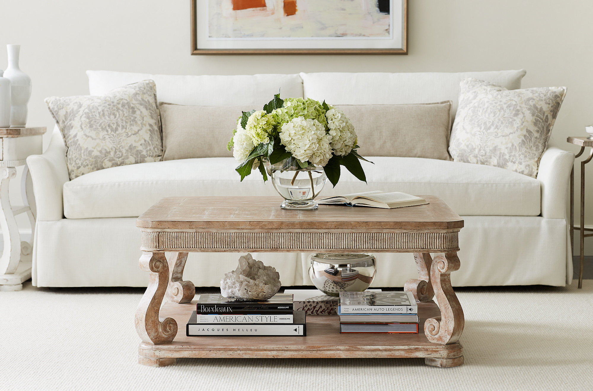 Juniper Dell coffee table