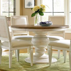 Summer Hill Pedestal dining table collection