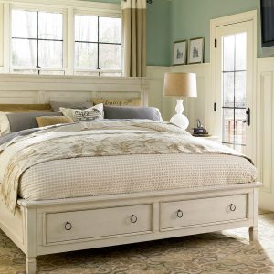 Summer Hill storage bed and furniture