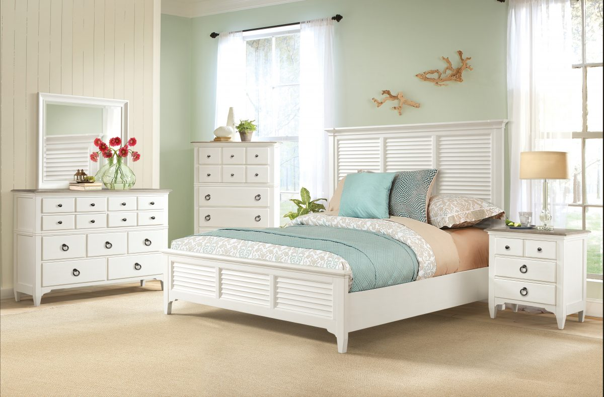 all white bedroom furniture set