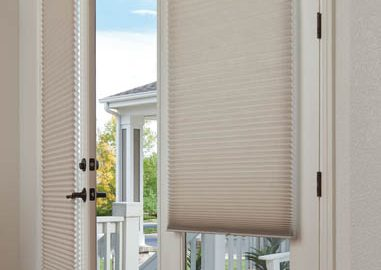 Duette Honeycomb Shades Entry