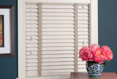 Everwood Alternative Wood Blinds with standard cordlock