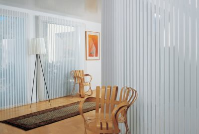 Luminette with Power View motorization