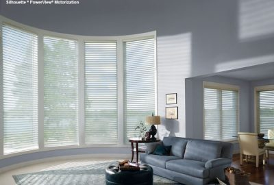 Silhouette PowerView with Motorization