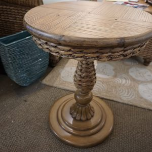Caribe Palmetto End Table 4