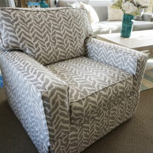 Caribe U Design Swivel Chair 1