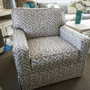 Caribe U Design Swivel Chair 2