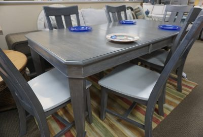 John Thomas Tuscany Table with 6 Chairs