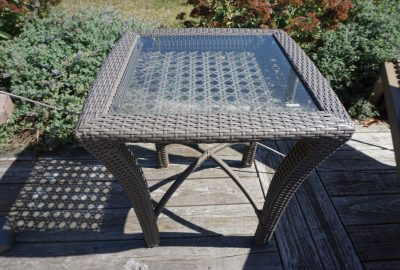 Klaussner Outdoor End Table