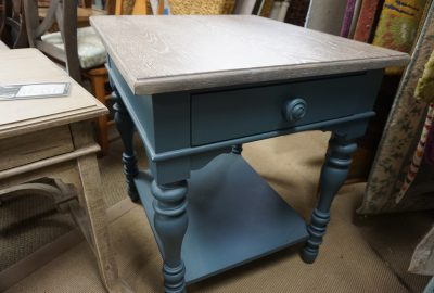 Stanley Coastal Living Lamp Table English Blue