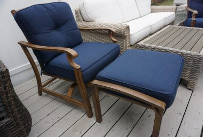 Klaussner Tricia Yearwood Outdoor Motion Chair