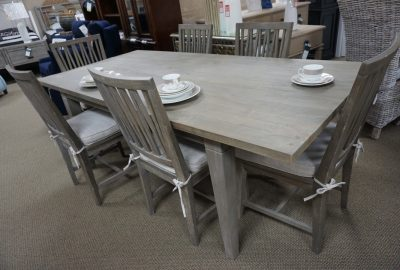 Universal Digby Table with 6 Chairs