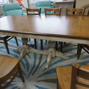 Canadel Dining Table With 8 Chairs 2