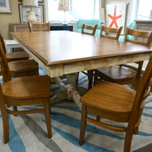 Canadel Dining Table With 8 Chairs 3