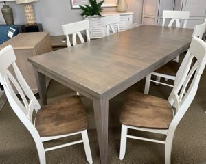 Canadel Dining Table With 6 Chairs